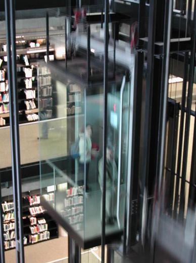 Grande Bibliothèque Nationale de Montréal